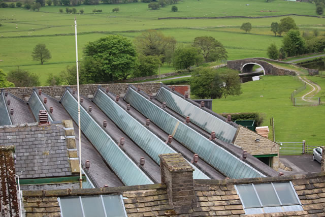 the mill roof