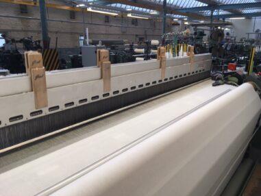 Print base Weaving