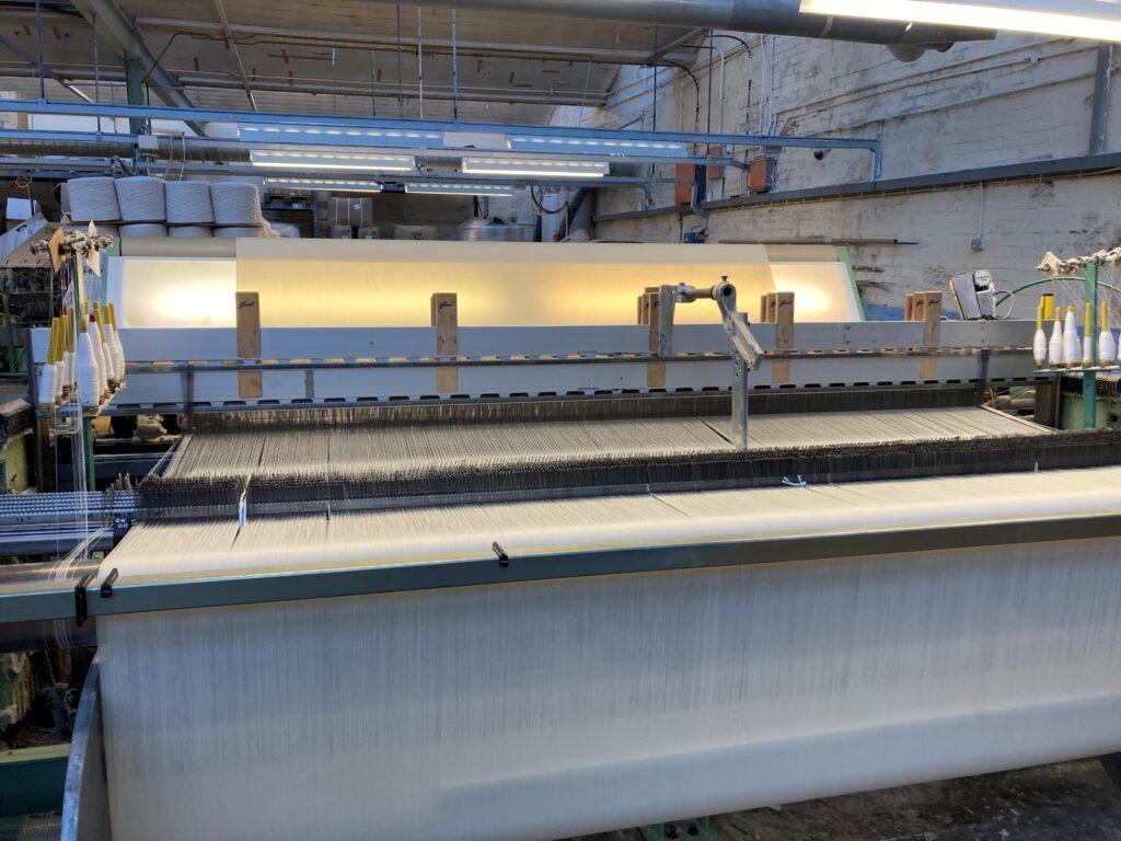 Wide Loom weaving specialist technical fabric